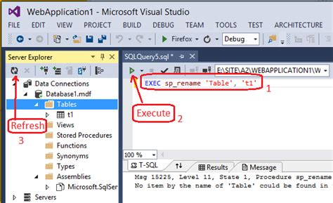 C How To Change The Table Name In Visual Studio 2013 In Change Table Name