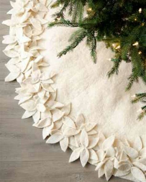 felt tree skirt christmas pinterest
