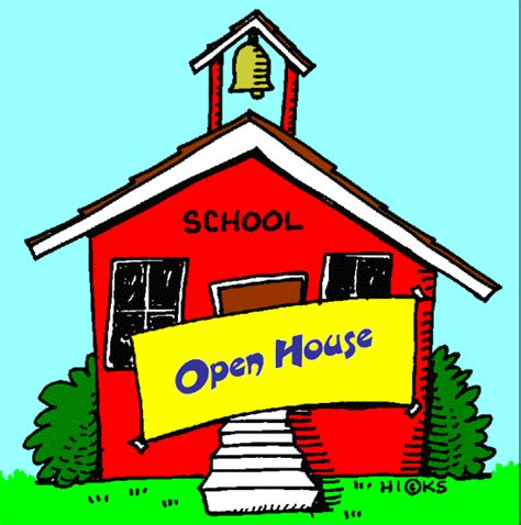 art for house school open house clip art cliparting com