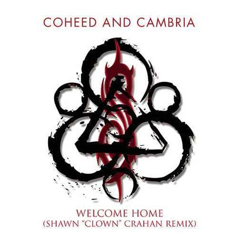clown s welcome home shawn crahan remix single
