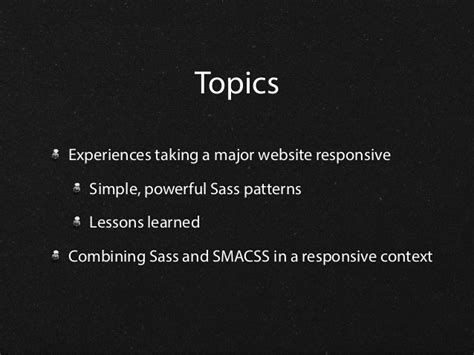 css tutorial kickass responsive css with sass and compass kickass