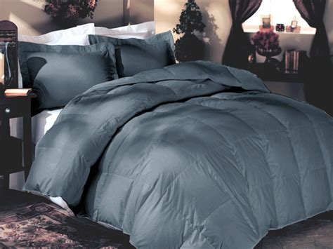 colored down comforter queen 5pc down bed set all sizes 5 colors