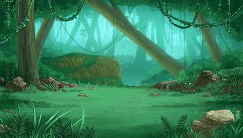 Kaos Animasi Jungle Book backgrounds gamedev market