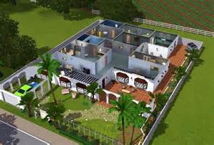 Home Design Games Like The Sims by Sims 3 House Ideas Plans Images