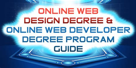 web design online degree computer science degree hub