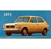 1971 Fiat 127 Photos Informations Articles  BestCarMagcom