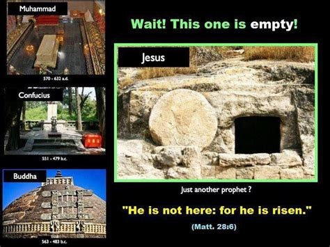 He Is Risen Meme - lgstarr one huge difference between jesus and muhammad