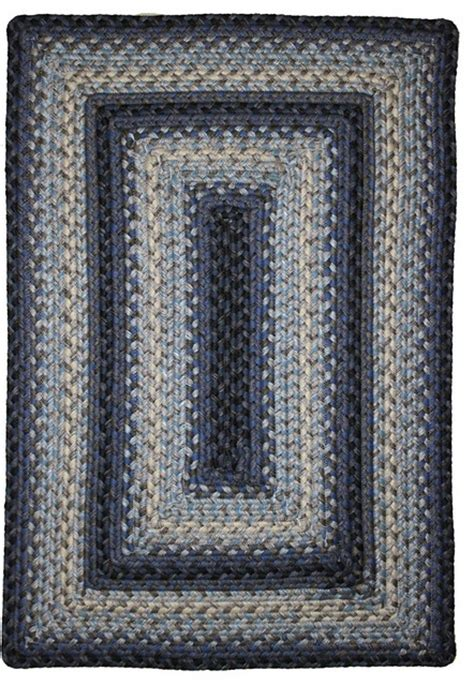 Farmhouse Area Rugs Homespice Decor Juniper Blue Gray Oval 6 0 Quot X9 0 Quot Area Rug Farmhouse Area Rugs By Favedecor