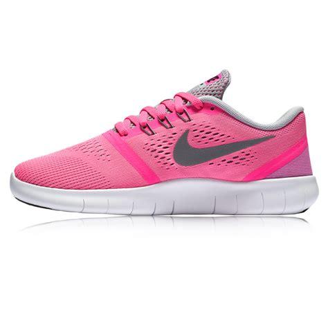 junior running shoes nike free run gs junior running shoes su16 40