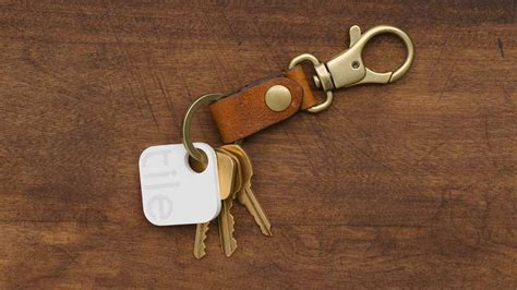 Keychain Tracker Tile Tile Just Got A Newer Version And It S Awesome