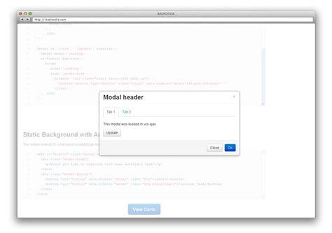 bootstrap layout in modal 15 great twitter bootstrap resources web graphic