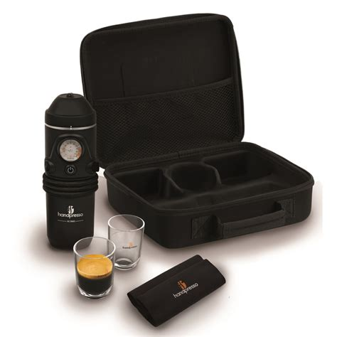 Handpresso Auto by Handpresso Auto Set Gratis 25 E S E Servings Euroquick