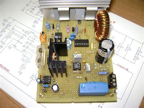 schemi alimentatori switching alimentatore switching 12v 8a protetto dai corti circuiti