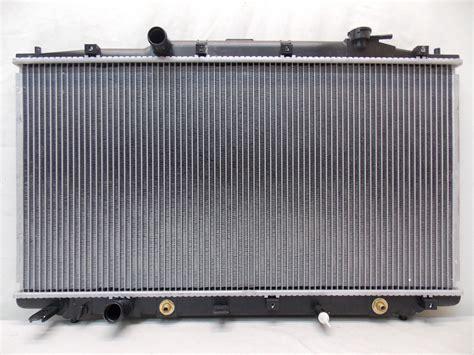 sunbelt honda 2989 new radiator for acura honda fits rdx accord