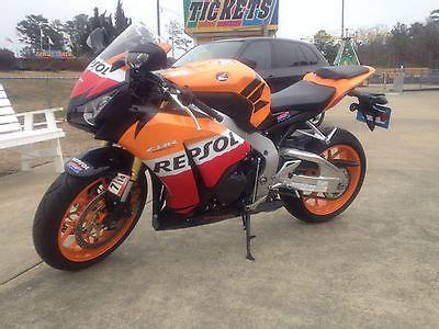 brand honda cbr 2013 honda cbr1000rr repsol motorcycles for sale