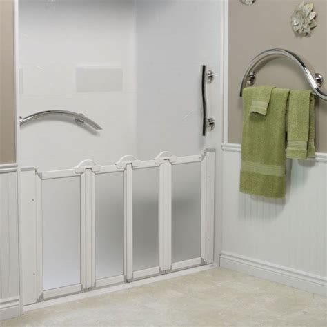 Freedom Showers by Freedom Caregiver Shower Door 56 190 To 58 188