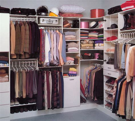 Walk In Closet Clothing by Beautifuldesignns Best Closet Organization Systems
