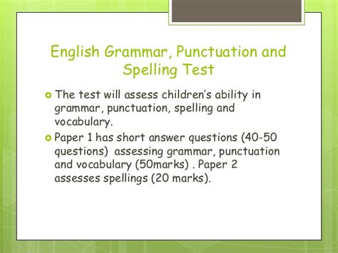 year 6 sats papers grammar test paper ks2 year 6