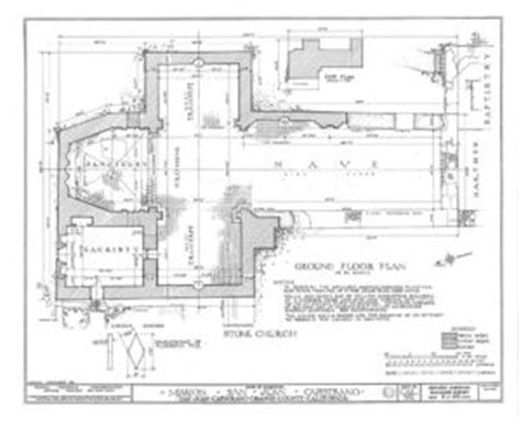 mission san juan capistrano floor plan mission san juan capistrano gallery citizendium