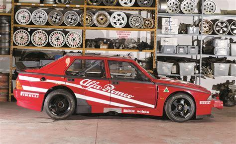 Alfa Romeo 75 by 1987 Alfa Romeo 75 Turbo Evoluzione Imsa Ufficiale