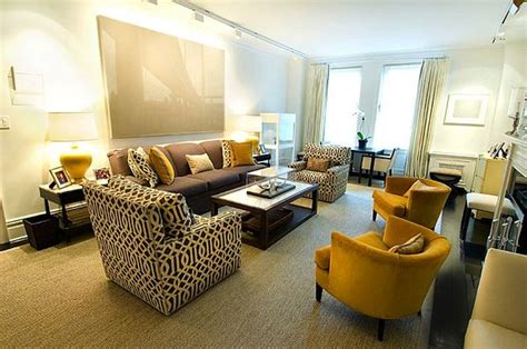 grey yellow living room house design news homedit com interior design