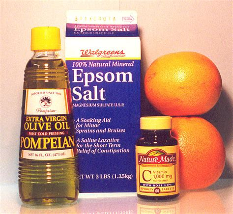 Epsom Salt For Detox by Cleansing Program Liver Cleanse