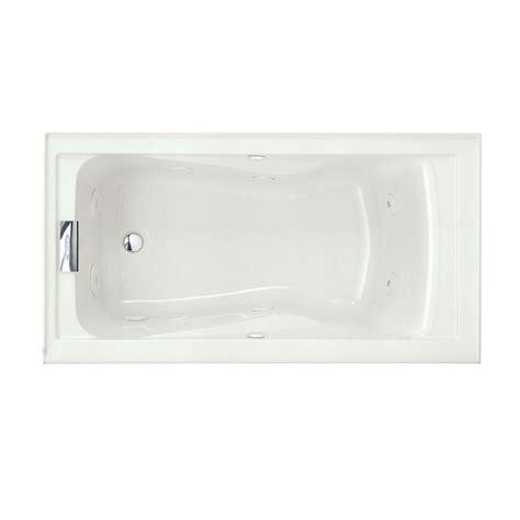home depot bathtub drain american standard evolution 5 ft integral apron whirlpool