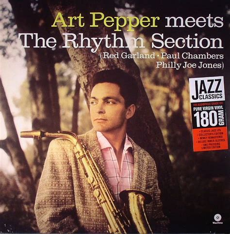 art pepper meets the rhythm section art pepper art pepper meets the rhythm section vinyl at