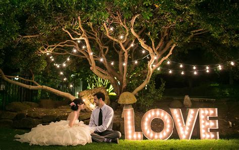 Wedding Outdoor Photos by Diy Outdoor Wedding Popsugar