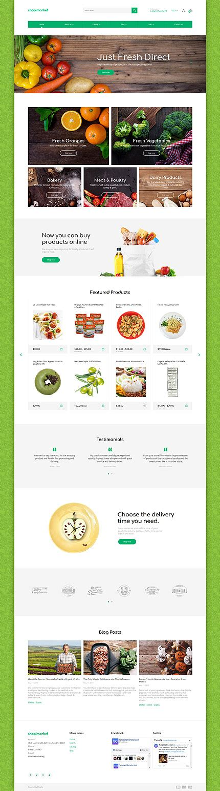 shopify themes consulting template 62200