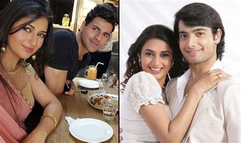vivek dahiya child divyanka tripathi s ex boyfriend ssharad malhotra breaks