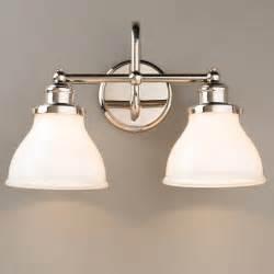 Vanity Lamp Shades Montpelier Vanity Light 2 Light Shades Of Light