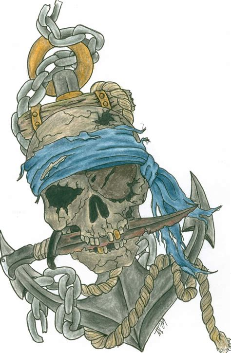 skeleton pirate tattoo designs pirate skull by thetattooedgirl on deviantart