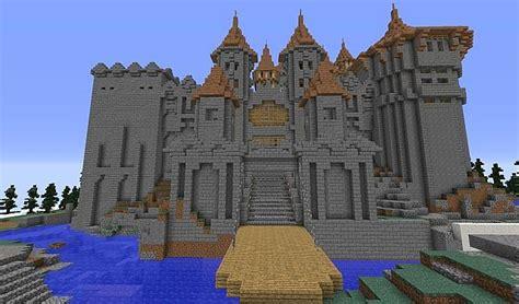 notch s notch s castle minecraft project