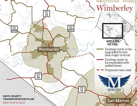 wimberly texas map interactive hays county plans for wimberley roads san marcos mercury local news from san