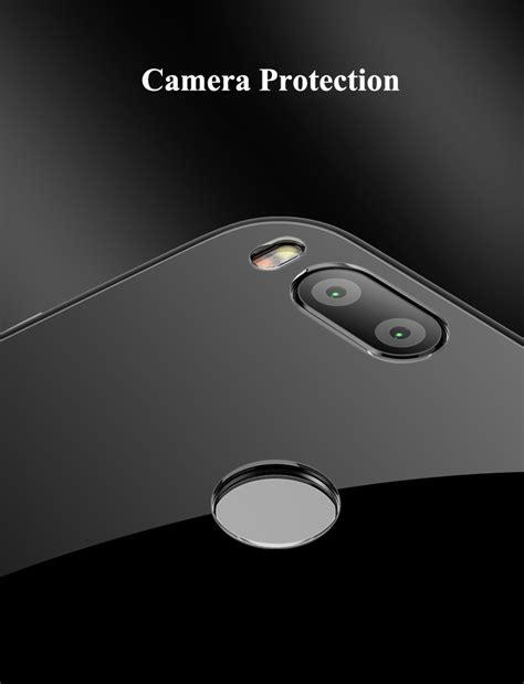 Tempered Back Cover Mirror Xiaomi original bakeey tempered glass mirror back cover soft tpu frame protective for xiaomi mi