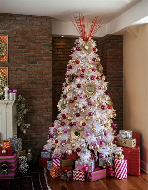 decorating a pink christmas tree magnificent tree d 201 cor ideas part one the interior directory interior design