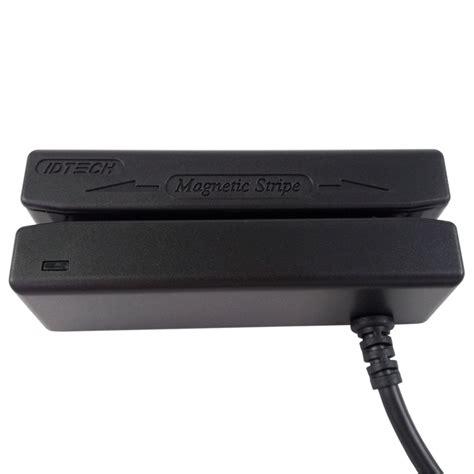 id tech id tech idba id tech minimag ii credit card reader magnetic card swipe