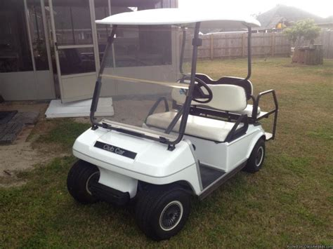 used electric golf carts for sale classifieds