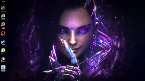 overwatch sombra wallpapers  android  cool wallpapers