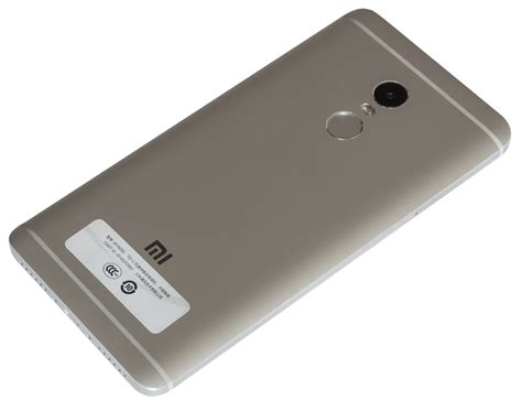 Caracter Xiaomi Redmi Note 4 xiaomi redmi note 4