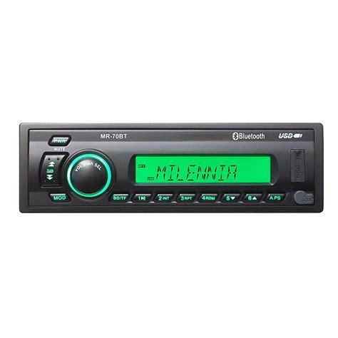 rock the boat marine stereo get 2018 s best deal on milennia milmr70bt marine stereo