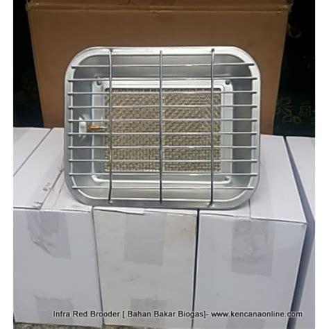 Pemanas Infrared Ayam pemanas indukan bahan bakar biogas