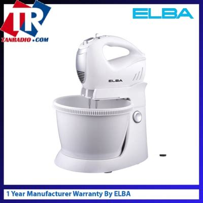 Mixer Elba elba stand mixer 3 0liter with tubo and eject function
