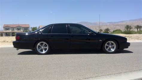 96 impala ss wheels for sale bangshift this 1000 horsepower impala ss has all the