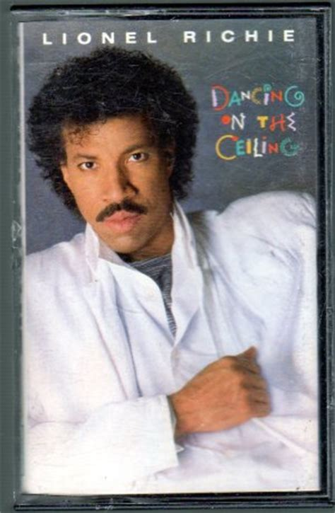Lionel Richie On The Ceiling by Lionel Richie On The Ceiling Cassette