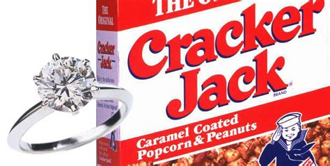 cracker jack diamond ring satterfield s jewelry
