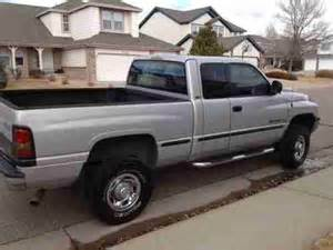 1999 Dodge Ram 2500 V10 Purchase Used 1999 Dodge Ram 2500 V10 Cab 4x4 In