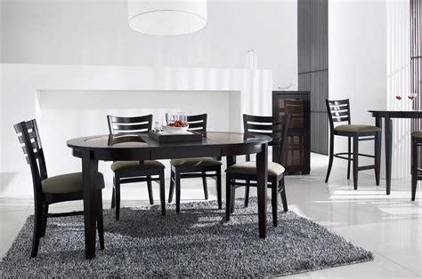 Attrayant Meuble Tv Pivotant Ikea #4: table-de-cuisine-salle-a-manger-a-rallonges-en-chene-wenge-et-plateau-en-verre-marron-sara-10629-1_0_0_0.jpg