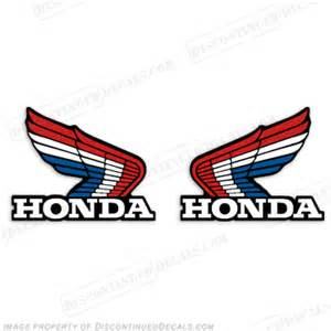 Honda Decals Atv Mx Decals Discontinueddecals Specializes In